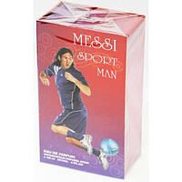 Мужская парфюмированная вода Messi Sport Man (Месси Спорт Мен)