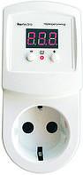 Терморегулятор в розетку для инфракрасных обогревателей ТР-16р hselectro