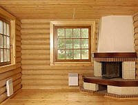 Блок-хаус лиственница сибирская 23×135×4000мм,сорт АВ