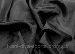 Перл шифон черный Chrisanne (satin chiffon black)