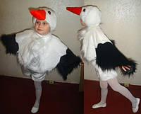 Детский карнавальный костюм Аиста