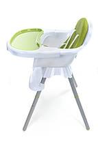Кресло для кормления BABYmaxi, зеленое, фото 2