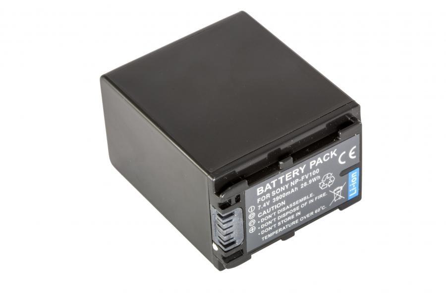 Аккумулятор SONY NP-FV100 Гарантия 1 год