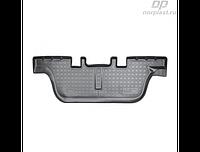 Коврики в салон  Ford Explorer (U502) (10-) (полиуретан) (комплект - 1 шт для 3 ряда) (NORPLAST)