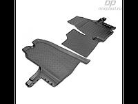 Коврики в салон  Ford Transit (06-) передки (комплект - 4 шт) (NORPLAST)