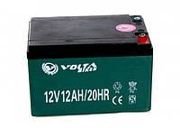 Тяговые свинцово-кислотные аккумуляторы AGM 12 V 12AH   Volta