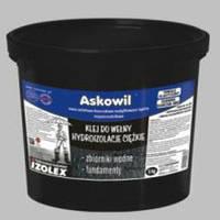 Битумно-каучуковая мастика на растворителе с большим содержанием каучука SBS ASKOWIL 10 кг