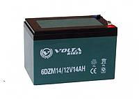 Тяговые свинцово-кислотные аккумуляторы AGM 12V 14AH Volta