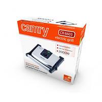 Настольный контактный гриль Camry CR 6603