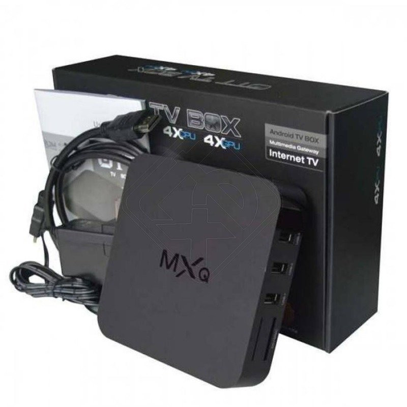 Медиа плеер HD/IPTV (ТВ приставка) MXQ S805
