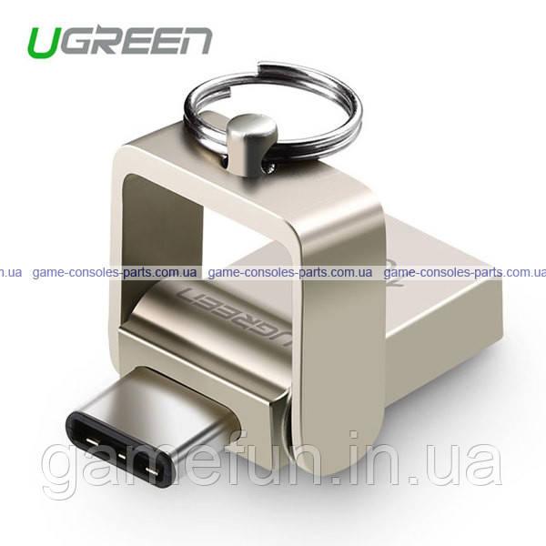 Компактна флешка 16gb USB 2.0 OTG micro USB (Ugreen)