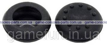 Силіконові накладки на ручки аналогів PS4/Xbox one Black