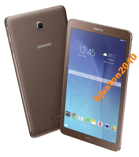 Планшет Samsung Galaxy Tab E 9.6 3G (SM-T561NZNASE