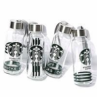 Бутылочка для воды Starbucks Coffee 300 мл стекло