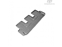 Коврики в салон  Lexus GX 460 (J15) (10-) (полиуретан) (комплект ) 3-й ряд