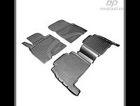 Коврики в салон  Lexus LX 570 (URJ200) (08-) (полиур., компл - 4шт)