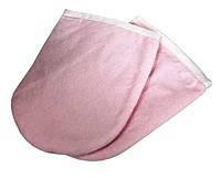 Флисовые рукавички для парафинотерапии,2шт.