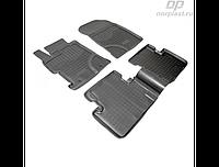 Коврики в салон  Honda Honda Civic SD (12-) (полиур., компл - 4шт)