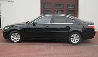 Молдинги на двери BMW 5-series E60 / E61 2003-2010