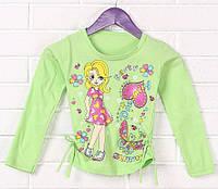 Детская  кофта туника футболка на девочку