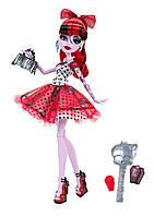 Кукла Оперетта Смертельно Прекрасный горошек  (Monster High Dot Dead Gorgeous Operetta Doll), фото 1