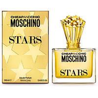 Женская парфюмированная вода Moschino Cheap and Chic Stars (Москино Чип энд Чик Старс)