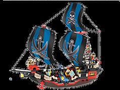 Конструктор SLUBAN Пиратская серия 512 деталей