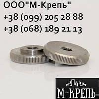 Гайка М2.5 DIN 467 нажимная нержавеющая