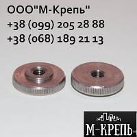 Нажимная гайка М3 DIN 467 из нержавейки