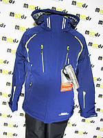 Мужская горнолыжная куртка Snow Headquarter Omni-Heat Р. S, M