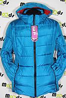 Женская зимняя куртка (большие размеры)  4XL/5XL