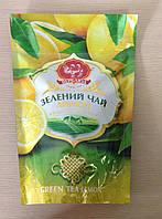 Чай ТМ Верблюд 80 г м/у зеленый с лимоном
