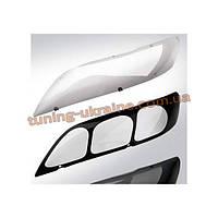 Защита фар Sim  для Mitsubishi Lancer 2003-06 очки 2004