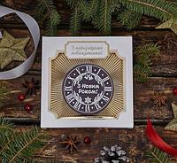 Корпоративные подарки. Медали из шоколада, фото 1