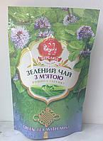 Чай Верблюд 80 г м/у зеленый с мятой