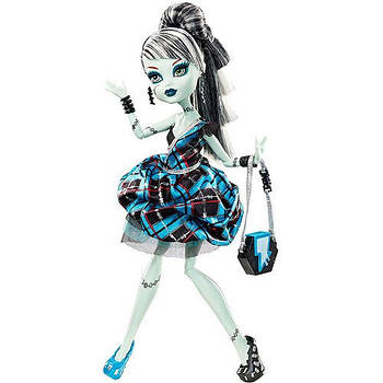 Кукла Фрэнки Штейн Сладкие 1600 (перевыпуск без ключа) Монстер Хай