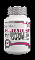 Витамины и минералы для женщин BioTech Multivitamin for Women - 60 табл