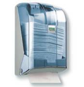 Держатель листовой туалетной бумаги прозрачный