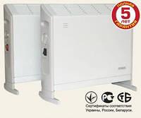 Конвектор отопления электрический Термия (Термія) ЭВУА-1,5/230 (с) напольный, настенный