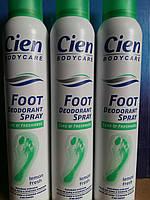 Спрей для ног Cien (lemon fresh), 200 мл