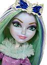 Кукла Ever After High Кристал Винтер (Crystal Winter) из серии Epic Winter Школа Долго и Счастливо, фото 4