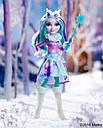 Кукла Ever After High Кристал Винтер (Crystal Winter) из серии Epic Winter Школа Долго и Счастливо, фото 8