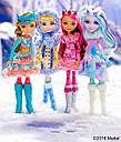 Кукла Ever After High Кристал Винтер (Crystal Winter) из серии Epic Winter Школа Долго и Счастливо, фото 9