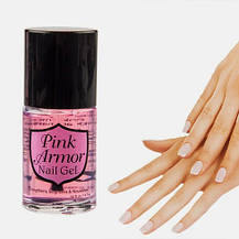 Кератин для ногтей Pink Armor Nail Gel, фото 3