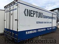 Будка рефрижератор Schmitz 7.45 в комплекте Carrier Supra 844