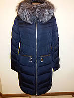 Куртка женская зимняя приталенная 378, фото 1