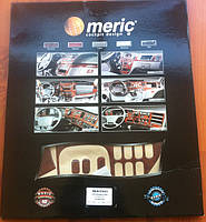 Накладки на панель Mercedes Vito W638 (1999-2003)