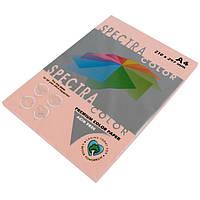 Бумага A4 'Spectra' ПАСТЕЛЬ 150 (Peach) 100 л./80 гр.