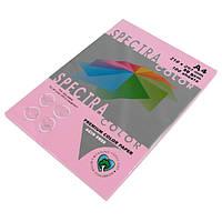 Бумага A4 'Spectra' ПАСТЕЛЬ 170 (Pink) 100 л./80 гр.