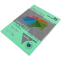 Бумага A4 'Spectra' ПАСТЕЛЬ 190 (Green) 100 л./80 гр.